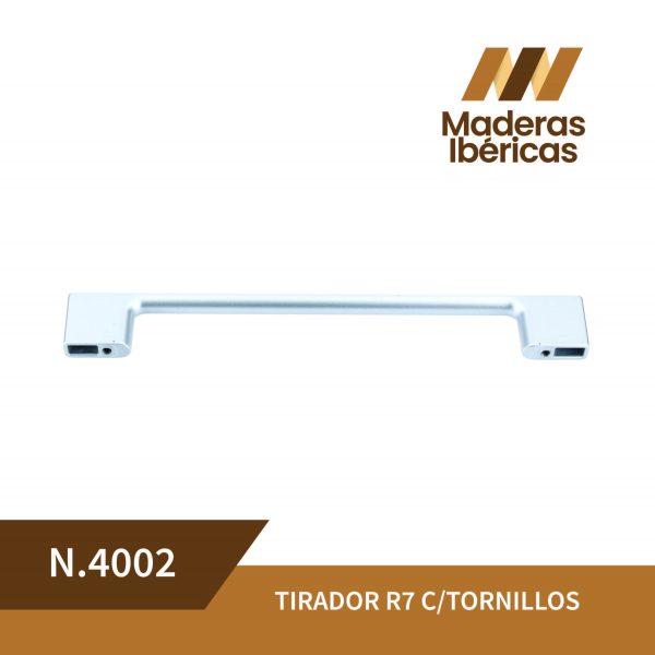 TIRADOR R7 C/TORNILLOS