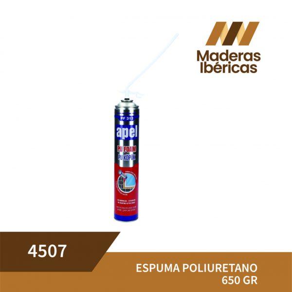 ESPUMA POLIURETANO 650 GR